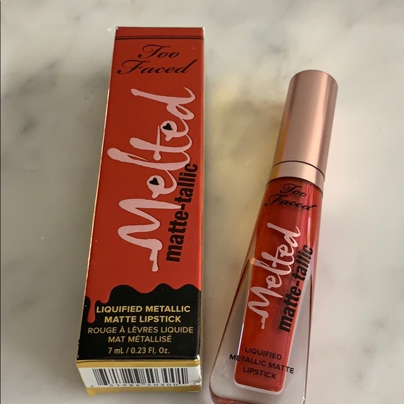"Too Faced Other - Too Faced metallic lips ""Bitch, I'm Too Faced"""